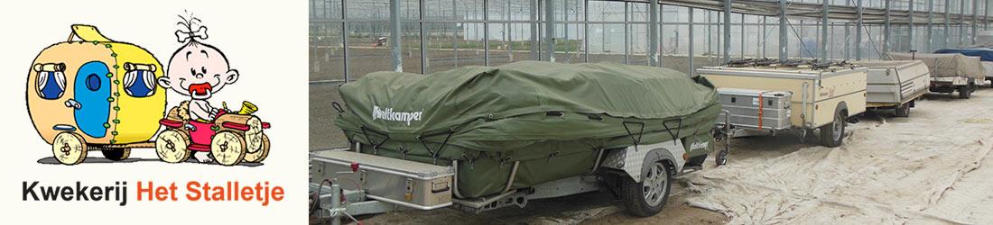 Caravanstalling / Kwekerij Het Stalletje – Almere Buiten